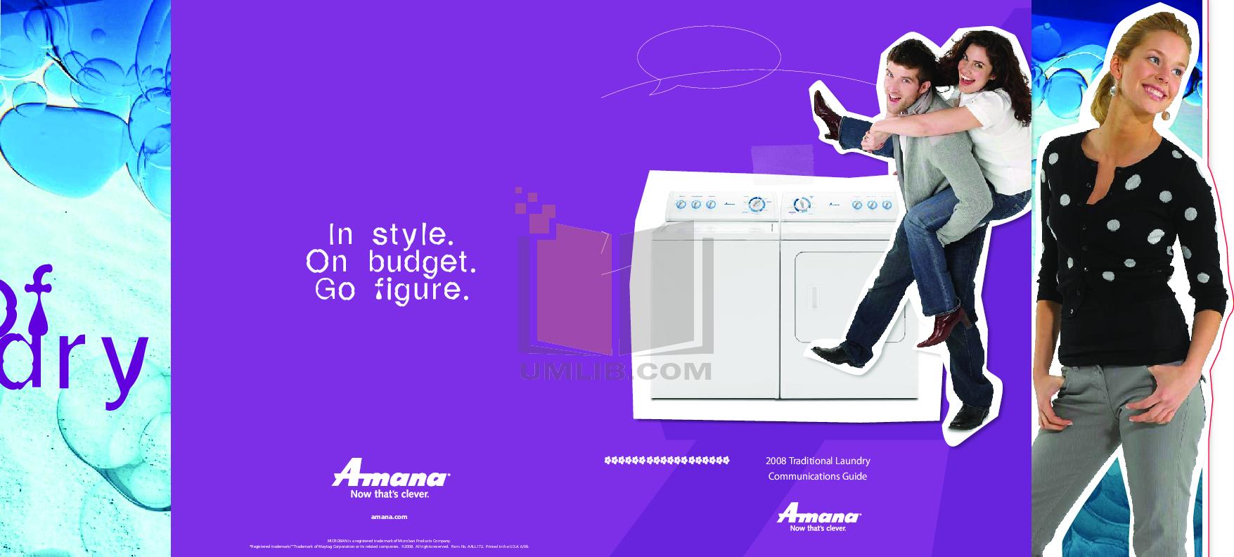 pdf for Frigidaire Dryer GLER1042FS manual
